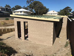 Roof Frame Completed