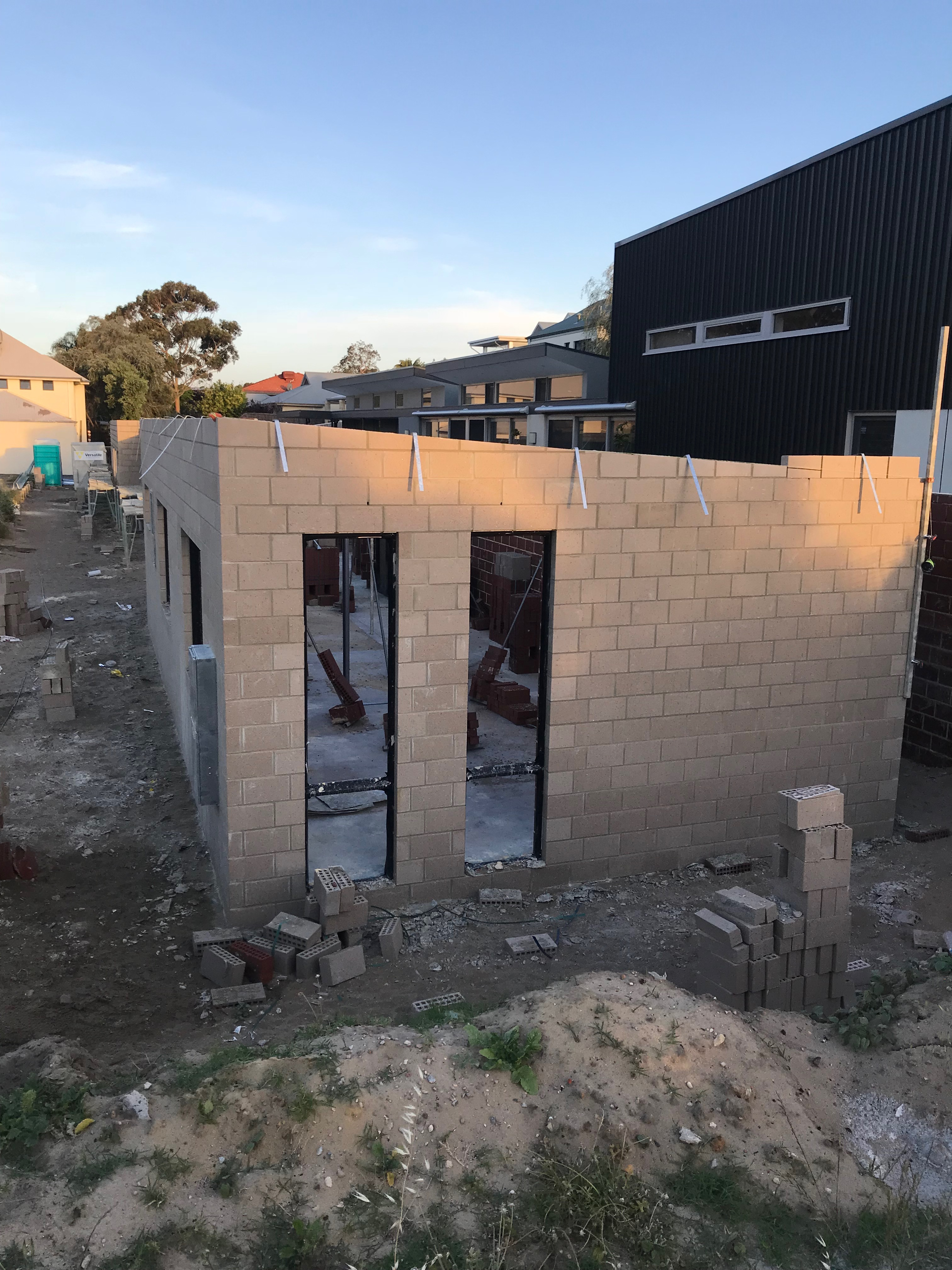 Brickwork Complete
