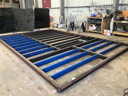 UF Floor Frame