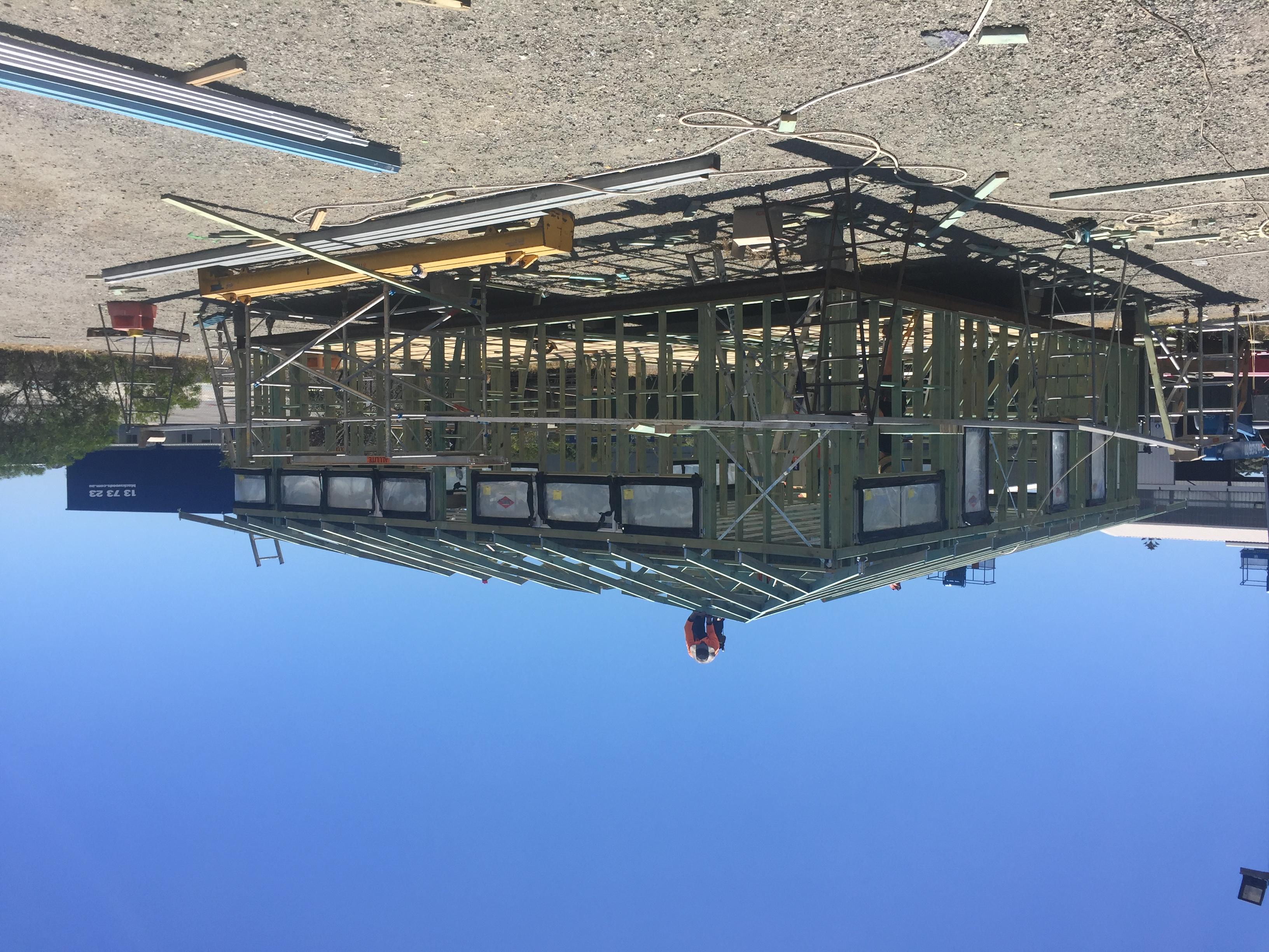 UF Roof Frame
