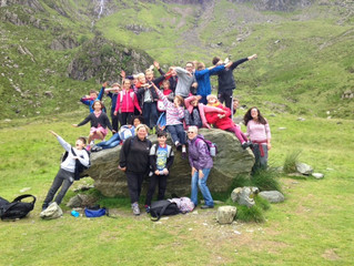 Cwm Idwal School Council Trip