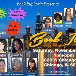 Book IT! Literary Event Nov 2016
