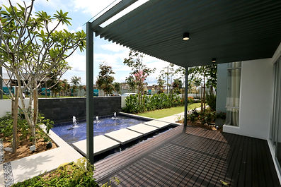 PNC Design Residential Landscape Design & Built