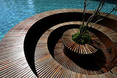 PNC Design Construction of Pool Sunken Deck
