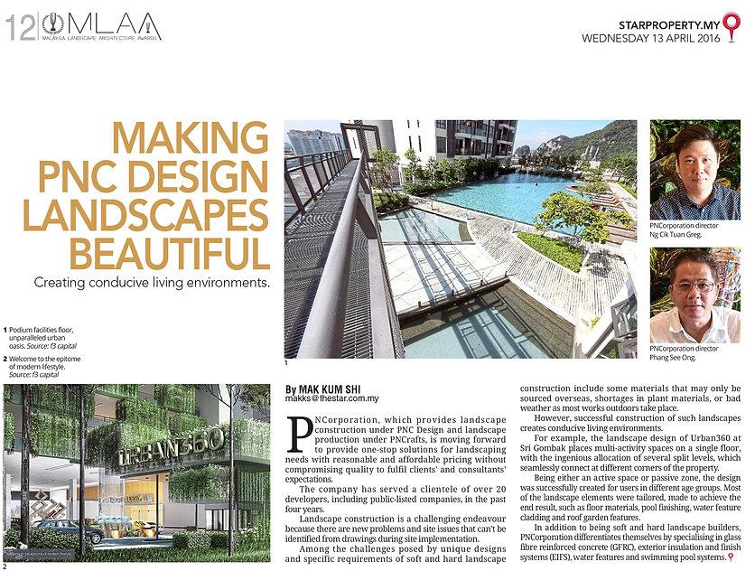 making PNC Design Landscapes Beautiful