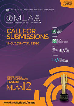 MLAA2019 Calling for Entries & Submissio