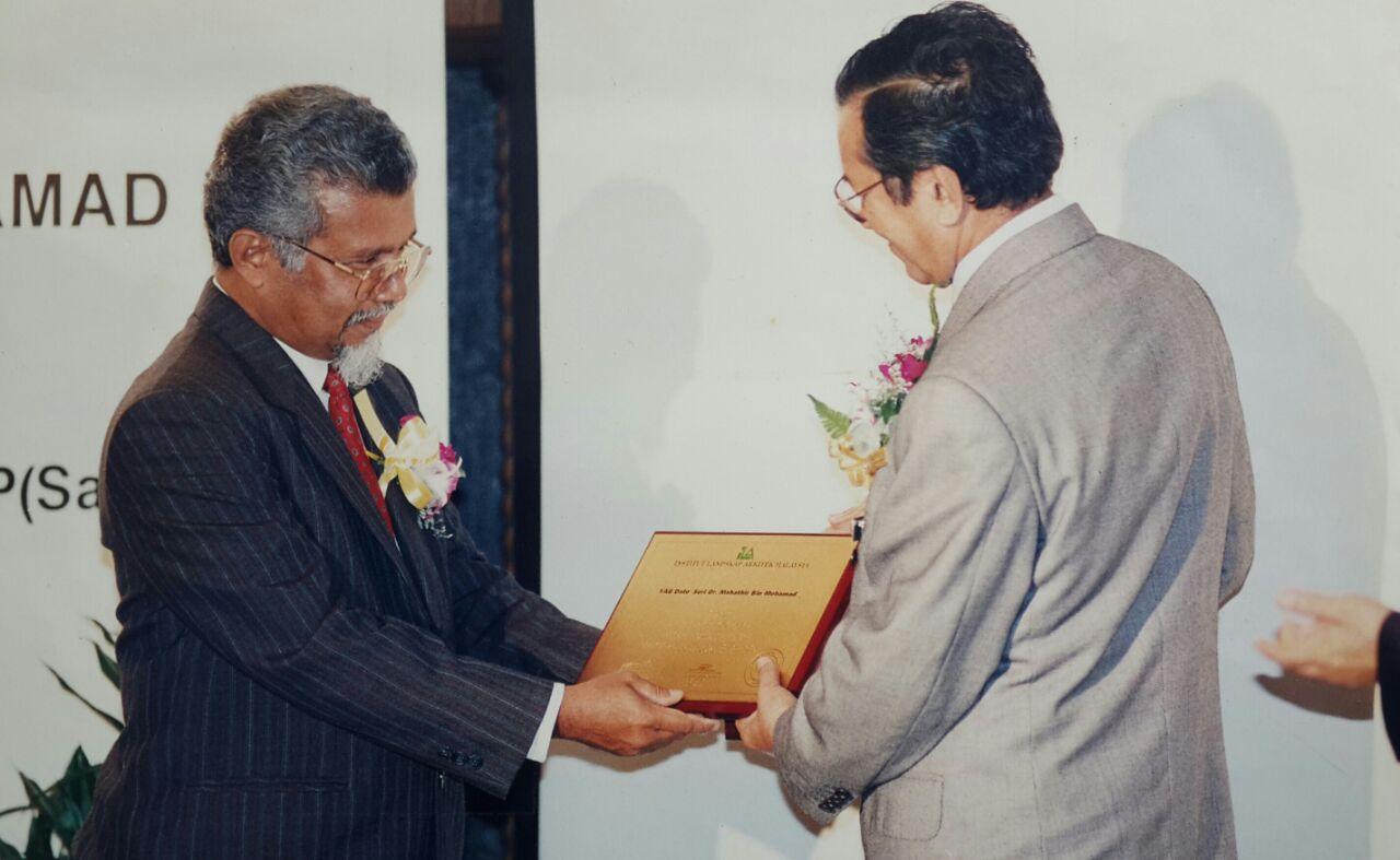 ILAM Honorary Membership