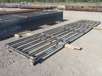 Special Order  18' All Thread Gates & 18' Weld On Gates