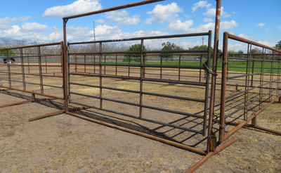 12' Freestanding Bow Gate