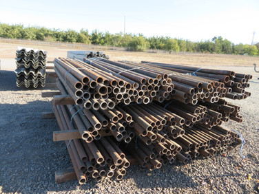 """Special Order 2 3/8"""" x 7'+/- Posts"""