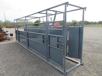 20' Adjustable Alleyway (2) Large & (2) Small Doors