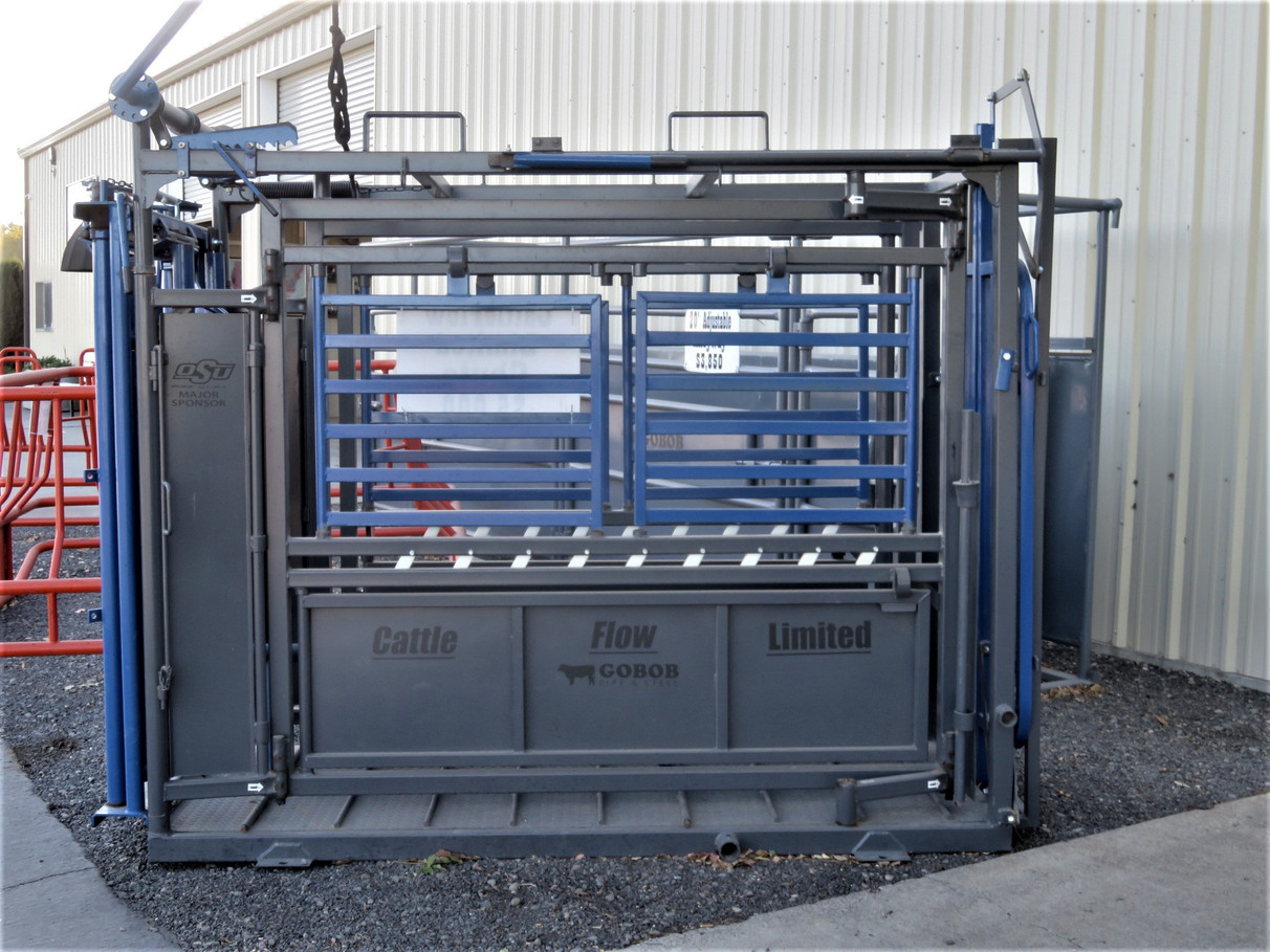 CattleFlow Limited Chute