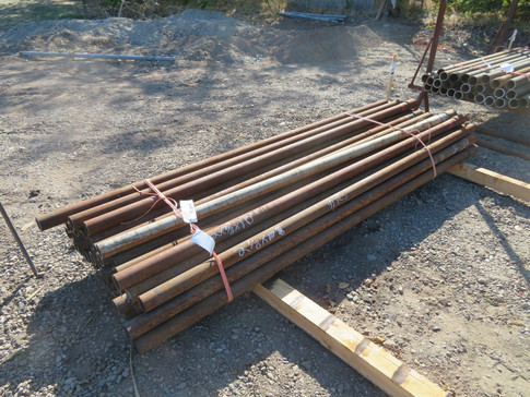 """Special Order 2 7/8"""" x 10'+/- Posts"""