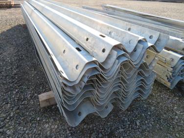4-Gauge 2 Rib Guard Rail