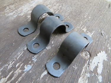 """1.25"""" Continuous Fence Panel Clips"""