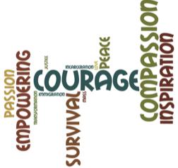 Inspiring Courage - A Reflection