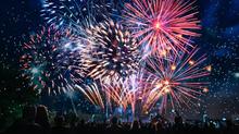 The Fourth of July by Eilaf Farajalla