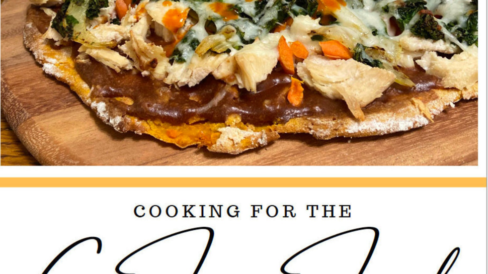 G-free for the Family Cookbook
