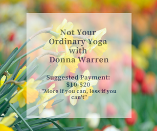 not your ordinary yoga payment slide.png