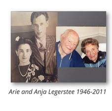 Arie and Anja Legerstee 1946-2011