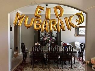 Eid, Alone, Again by Eilaf Farajalla