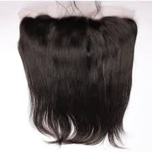 Raw Indian Straight Lace Frontal