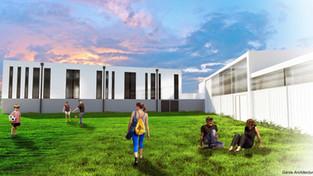 Voici à quoi ressemblera le nouveau Palais des sports