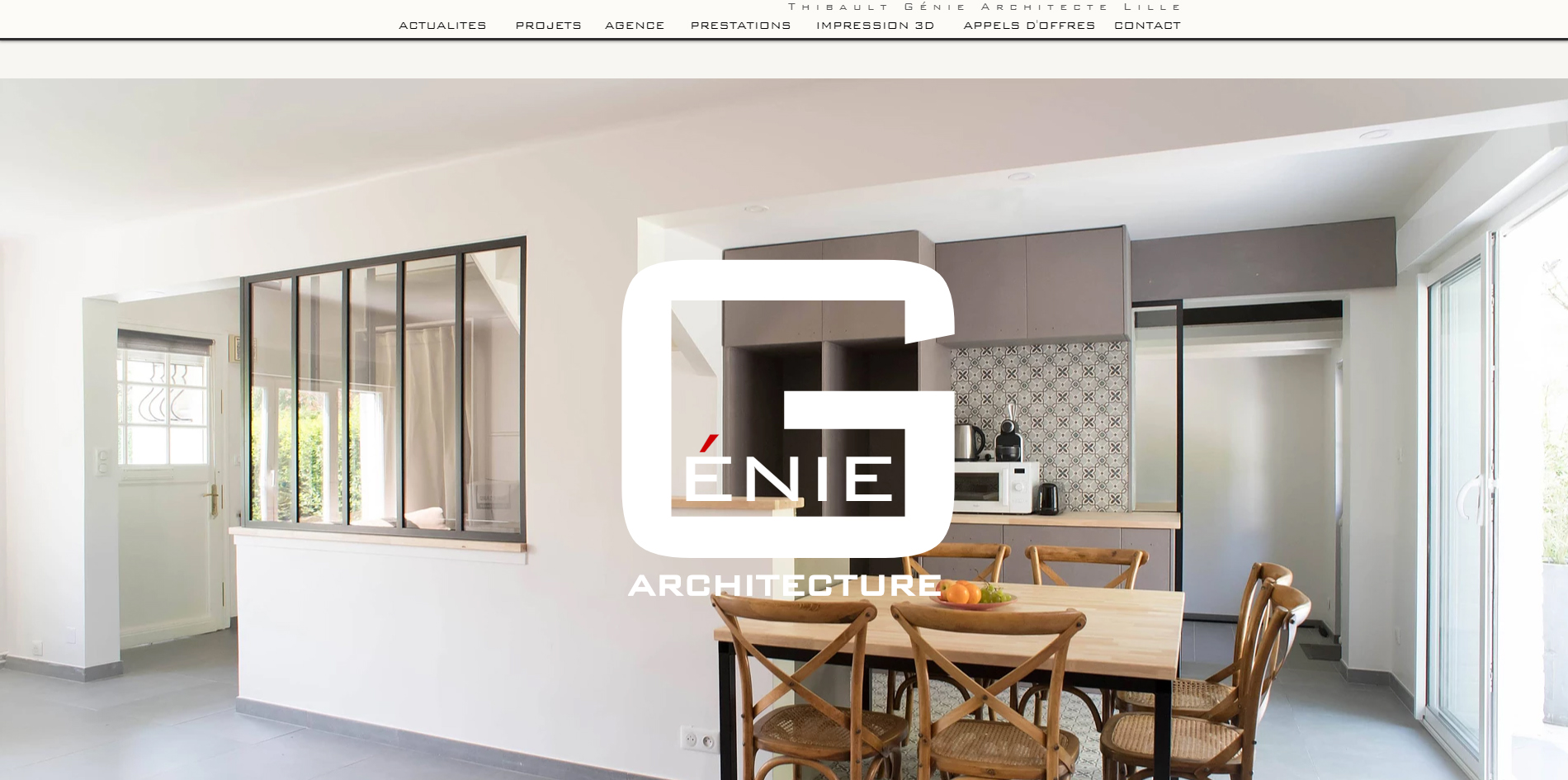 Cabinet d architecture lille - Cabinet thierry location ...