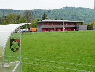 EVVA Xesar Zutrittskontrolle für den Sportplatz Winkel Aarau-Rohr