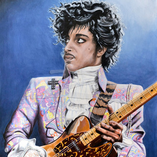 The Purple Rain Tour Ltd Ed Fine Art Print