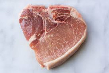 T-bone de cerdo (500gr)