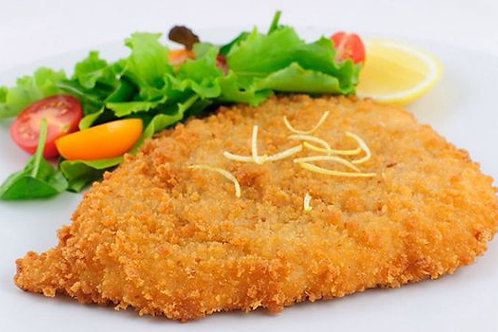 Milanesas de pollo artesanal (500gr)