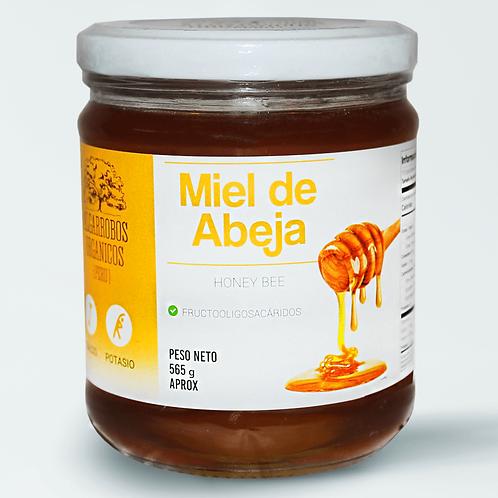 Miel de abeja de abeja (565gr) - Algarrobos