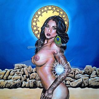 The Divine Immigrant Ltd Ed Fine Art Print