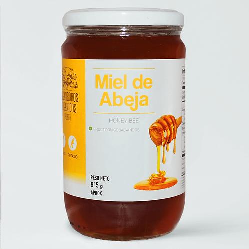 Miel de abeja orgánica 915 gm