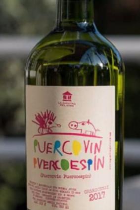 Puerco Vin Chardonnay
