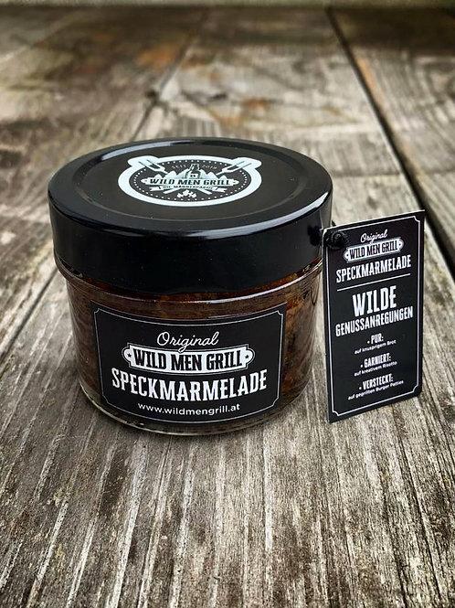 Original Wild Men Grill Süssspeckaufstrich