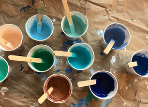 Acrylic Paint Pouring Workshop: May 4
