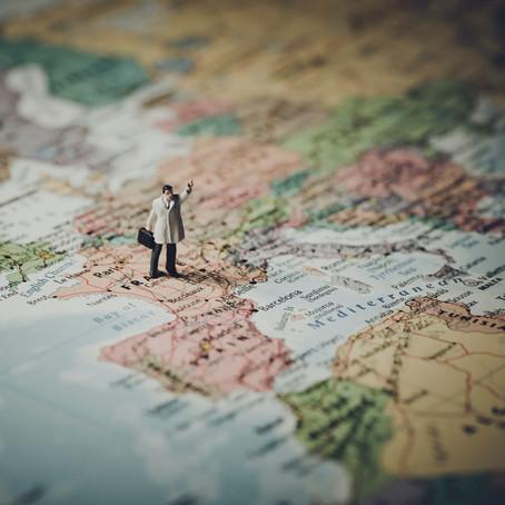 """יום הולדת """"עשה זאת בעצמך"""": מסע מסביב לעולם (מתאים לגילאי 5-10)"""
