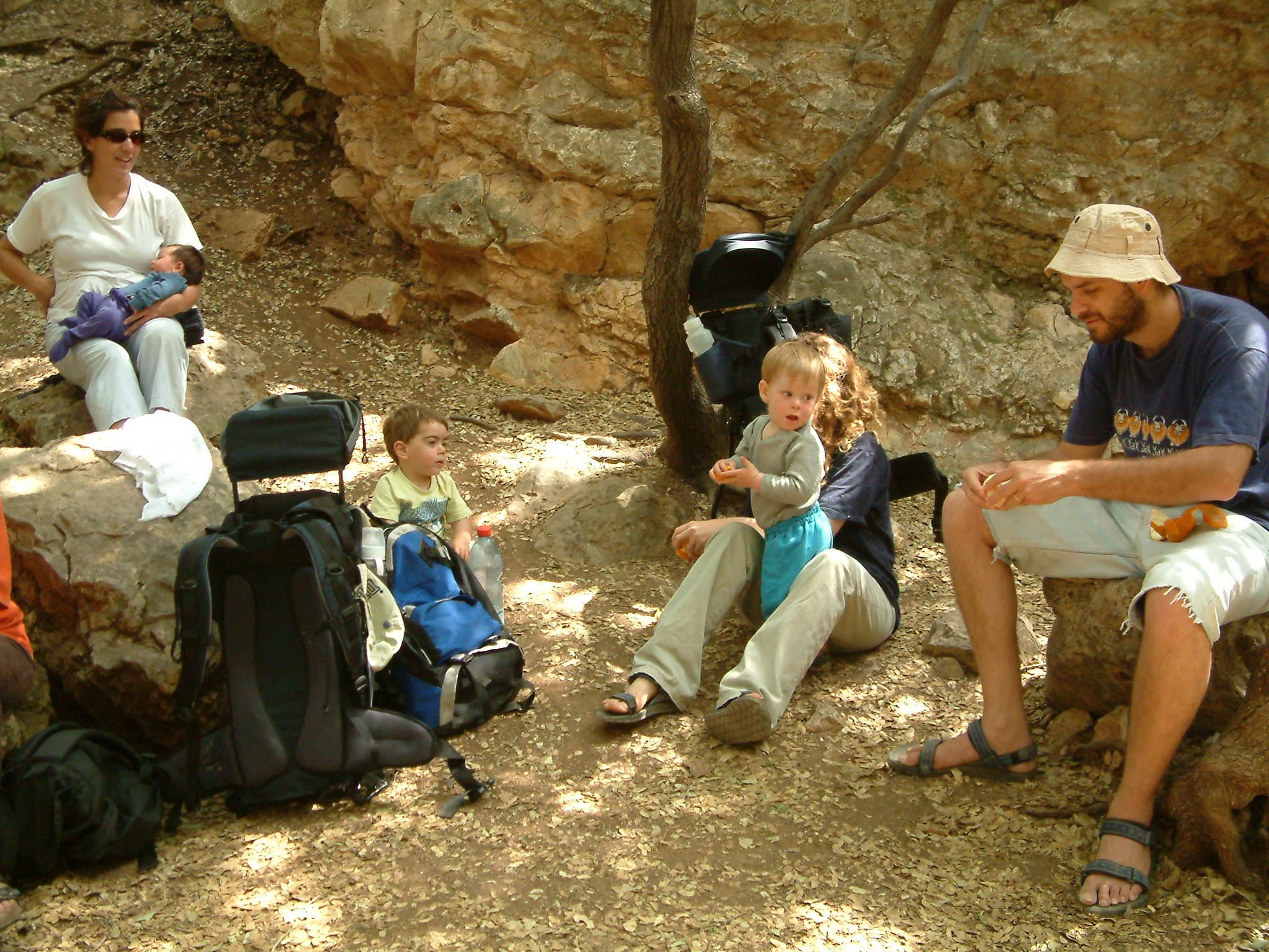 טיולי משפחות עם בשביל בחוויה (2)