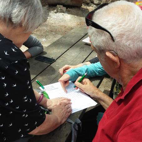 לרגש את סבא וסבתא