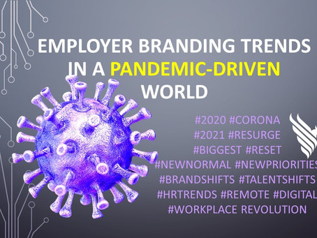 When #2020 coronavirus hit employer branding