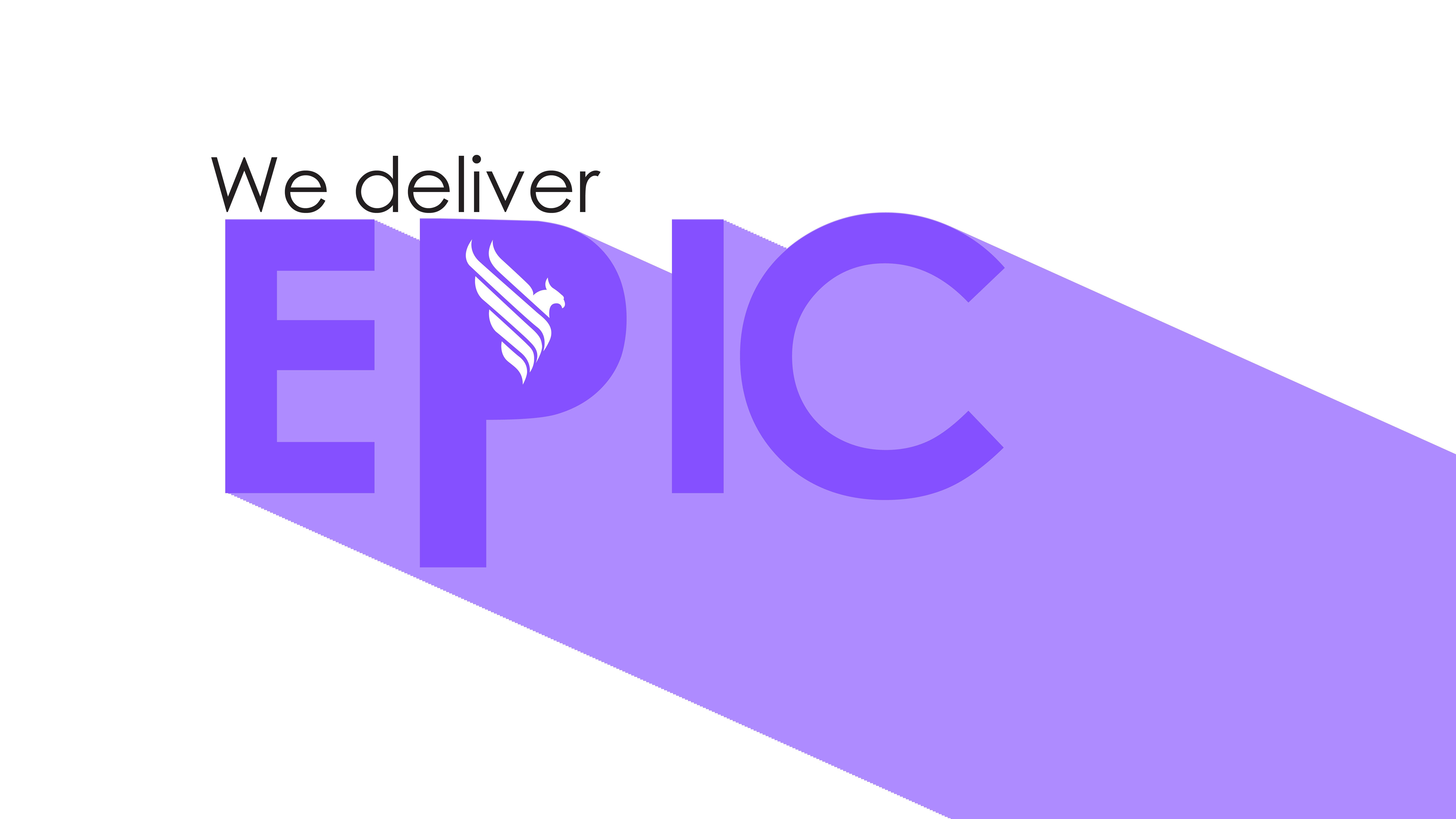 Epic-phoenix talentx branding work