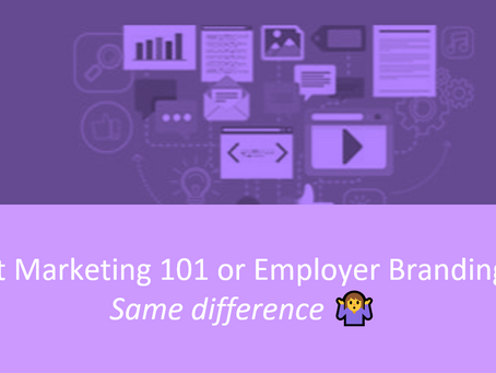 CONTENT IDEAS FOR EMPLOYER BRANDING 2021