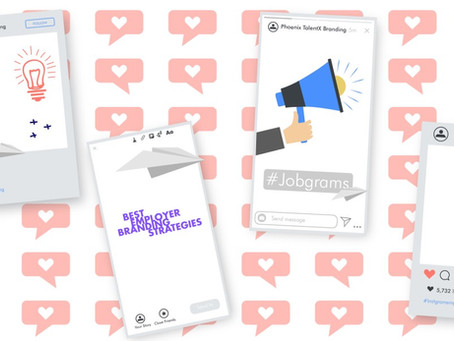 How to get seen✅ on Instagram and engage with millennial talent