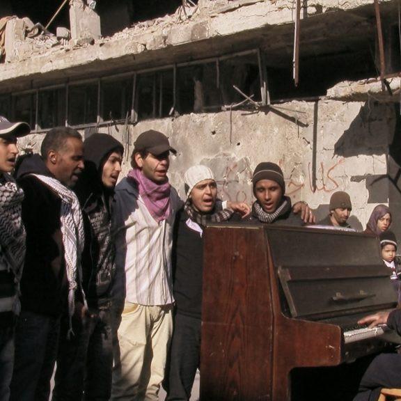 Little Palestine/ Syrian Doc Days