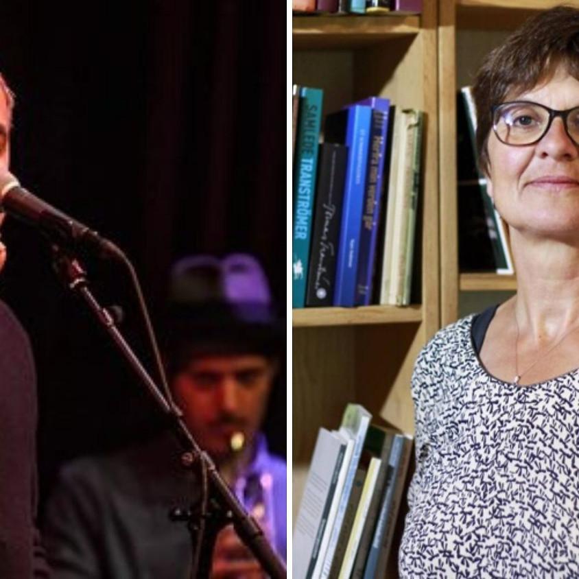 Finjan Kulturcafe/ Poesilæsning og samtale