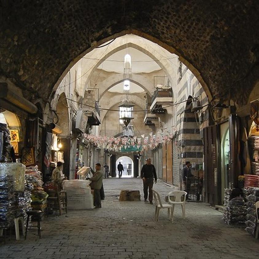 Aleppo Soirée at Mellemfolk