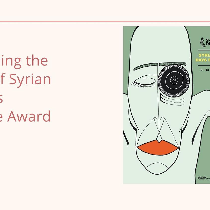 Syrian Doc Days Ceremony