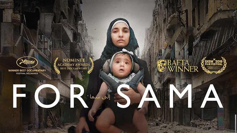Til Sama/ Filmvisning med introduktion om Syriske flygtninge